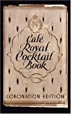 Café Royal Cocktail Book