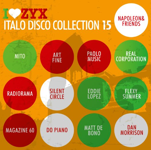 VA-Italo Disco Collection 15-(ZYX 82634-2)-3CD-FLAC-2013-WRE Download