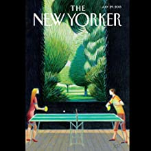 The New Yorker, July 29th 2013 (Atul Gawande, Alex Ross, James Surowiecki)  by Atul Gawande, Alex Ross, James Surowiecki Narrated by Todd Mundt