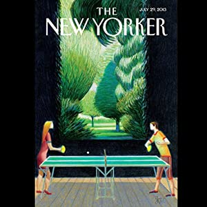 The New Yorker, July 29th 2013 (Atul Gawande, Alex Ross, James Surowiecki) Periodical