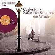Der Schatten des Windes | Carlos Ruiz Zafón