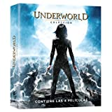 Pack Underworld Cuatrilog�a [Blu-ray]