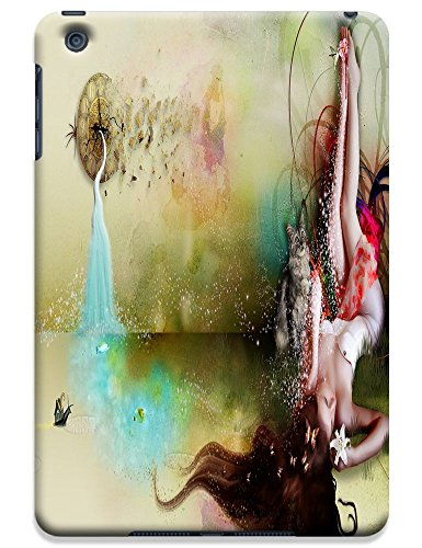 Fantastic Faye The Beautiful Wallpaper Design With Nature Scenery Dream Flower Cell Phone Cases For Ipad Mini No.17