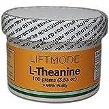 L-Theanine - 100 Grams (3.53 Oz) - 99+% Pure - FBA