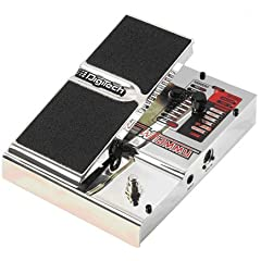 Digitech Whammy Pedal 20th Anniversary Chrome LTD