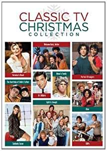 Classic Tv Christmas Collection 4 Disc by WB