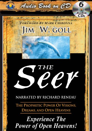 The Seer / Audio Book (James Goll Seer compare prices)