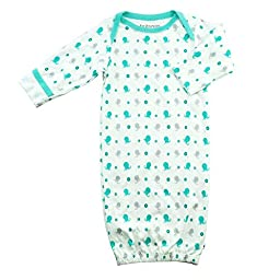 Babysoy Organic Pattern Bundler (Baby) - Octopus-3-6 Months