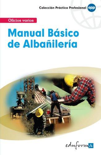MANUAL BASICO DE ALBAÑILERIA
