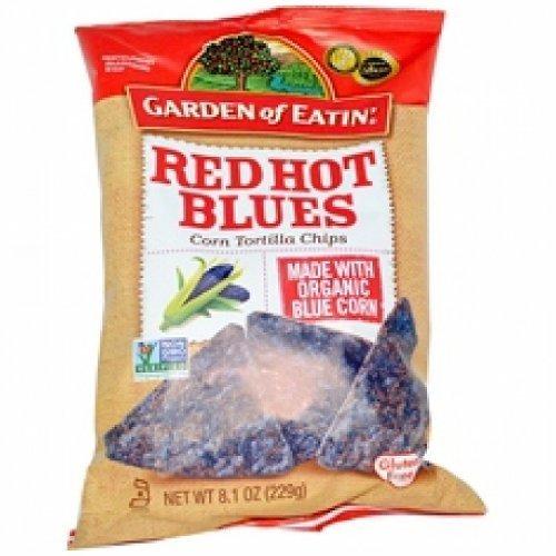 Garden Of Eatin' Tortilla Chips Red Hot Blues (12x8.1Oz ) by N/A