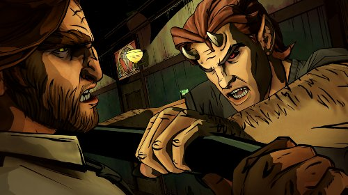 The Wolf Among Us  galerija