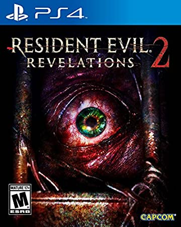 Resident Evil: Revelations 2 - PlayStation 4