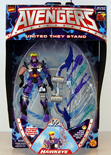 Hawkeye Action Figure Toy (The Avengers) - 1
