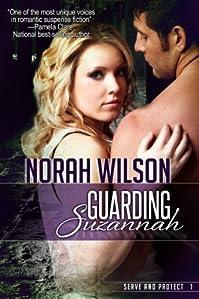 Guarding Suzannah by Norah Wilson ebook deal