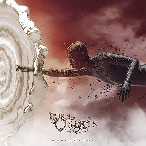 Vinilo : Born of Osiris - Simulation (White)