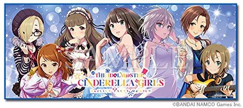 THE IDOLM@STER CINDERELLA GIRLS 2ndLIVE PARTY M@GIC!! アイドルマスター シンデレラガールズ 【シンデレラ2ndLIVE】公式マイクロファイバータオル(Cool)
