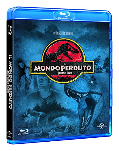 Il mondo perduto - Jurassic Park [Blu-ray] [IT Import]