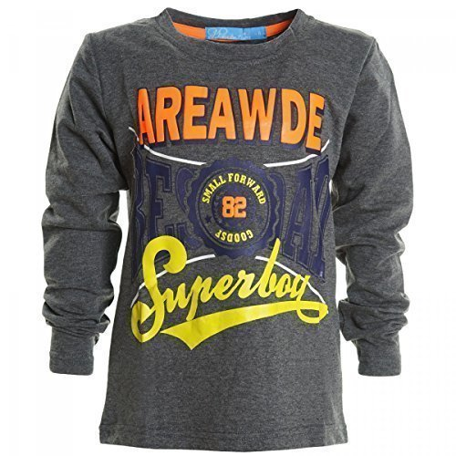 kinder-jungen-longshirt-shirt-pullover-langarmshirt-longsleeve-sweatshirt-20197-farbegraugrosse128