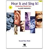"Hear It And Sing It! Exploring Modal Jazz Vce Book/Cdvon ""Various"""