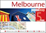 Melbourne Popout Map - handy pocket s...