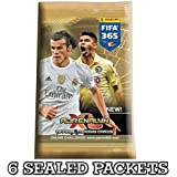 Panini Fifa 365 Adrenalyn XL Trading cards - 6 PACKETS (54 Cards)