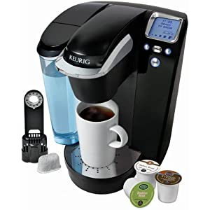 Keurig Coffee Maker Problems Lights Flashing : Amazon.com: Keurig B70 Platinum Gourmet K-Cup Brewing System (Midnight Black): Single Serve ...