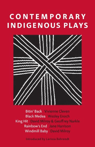 Contemporary Indigenous Plays: Bitin' Back, Black Medea, King Hit, Rainbow's End, Windmill Baby