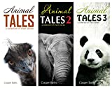 Animal Tales, Animal Tales 2 and Animal Tales 3: A collection of stories for English Language Learners (A Hippo Graded Reader)