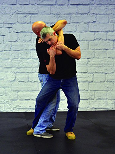 mastering-krav-maga-rear-arm-choke-defenses