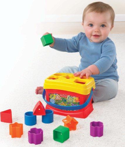 Imagen de Primeros bloques de Fisher-Price para bebés de Brilliant Basics