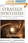 Strategy Synthesis: Resolving Strateg...