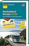 ADAC Stellplatzführer Deutschland/Europa 2016