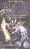 Ian Livingstone Island of the Lizard King (Fighting Fantasy Gamebook 17)