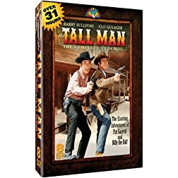 The Tall Man - Complete TV Series - All 75 Episodes!