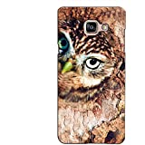 PrintVisa Designer Back Case Cover For Samsung Galaxy On Max (Ullu Bird)