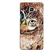 PrintVisa Designer Back Case Cover For Samsung Galaxy On Max (Ullu Bird)