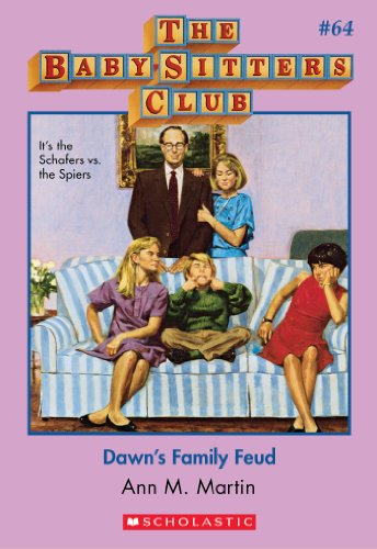 The Baby-Sitters Club #64: Dawn'S Family Feud front-999090