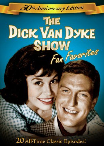 Cover art for  The Dick Van Dyke Show: 50th Anniversary Edition: Fan Favorites