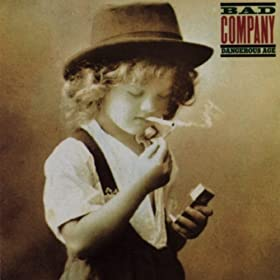 Cubra la imagen de la canción The way that it goes por Bad company