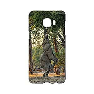 G-STAR Designer Printed Back case cover for Samsung Galaxy C7 - G9326