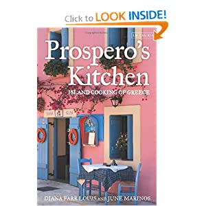 Prospero's Kitchen: Island Cooking of Greece