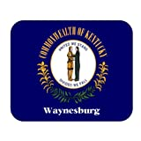 US State Flag - Waynesburg, Kentucky (KY) Mouse Pad