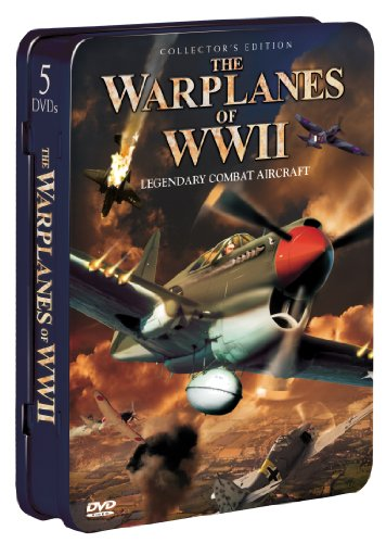 War Planes of Wwii: Legendary Combat Aircraft [DVD] [Region 1] [US Import] [NTSC]