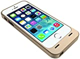UNU MFi Power Case for iPhone 5 and 5S Gold