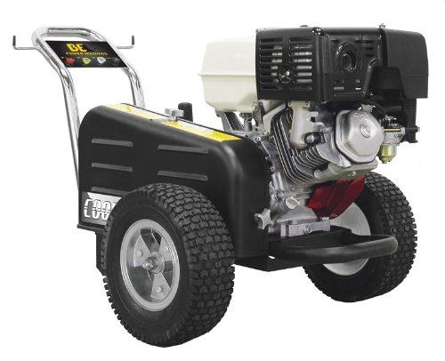 B E Pressure X-4013Hwbcomcd Gas Powered Pressure Washer, Gx390, 4000 Psi, 3.5 Gpm, 13 Hp front-364207