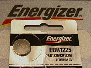 Energizer CR1225 Lithium 3V Coin Cell Battery - DL1225 ECR1225