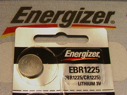 Energizer Cr1225 Lithium 3V Coin Cell Battery - Dl1225 Ecr1225 front-1050818