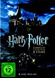 DVD - Harry Potter - Complete Collection [8 DVDs]