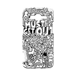 G-STAR Designer Printed Back case cover for Samsung Galaxy J2 (2016) - G4923