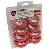 HYPER HOCKEY Inline Skate Wheels HILO 72/80 Combo Pack - Includes Bearings